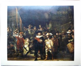 Serie - Nederlandsche meesters der XVIIde eeuw